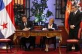 Suscriben acuerdos para reforzar la seguridad y agricultura