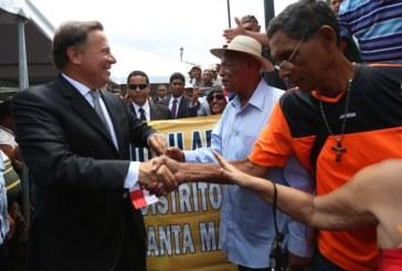 Presidente Varela resalta cumplimiento de deuda social con 613 mil jubilados del país