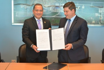 Tocumen S.A y Zona Libre firman acuerdo para que Aeropuerto Enrique A. Jiménez inicie fase internacional