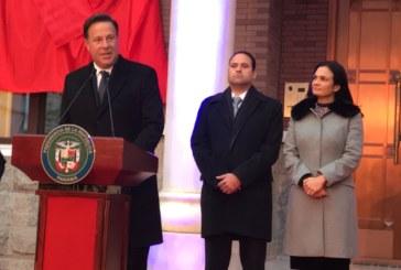 Vídeo: Presidente Varela inaugura nueva Embajada de Panamá en China