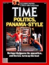 Portada de Time Magazine, con Guillermo Ford