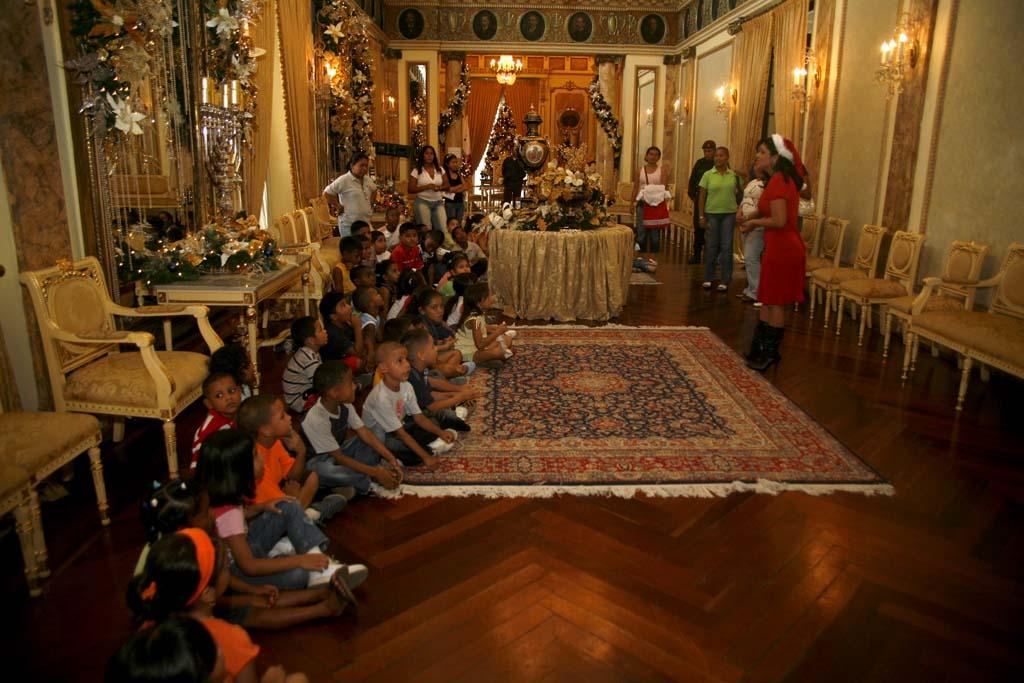 Una Navidad para todos en el Palacio de las Garzas