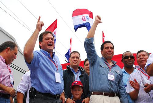 Juan Carlos Navarro PRD Panama