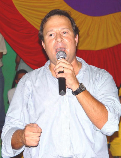 Juan Carlos Varela Partido Panamenista