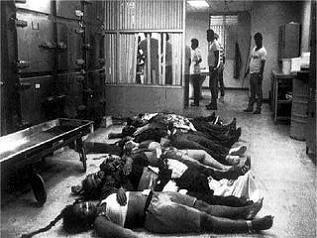 Morgue del Hospital Santo Tomás, Ciudad de Panamá
