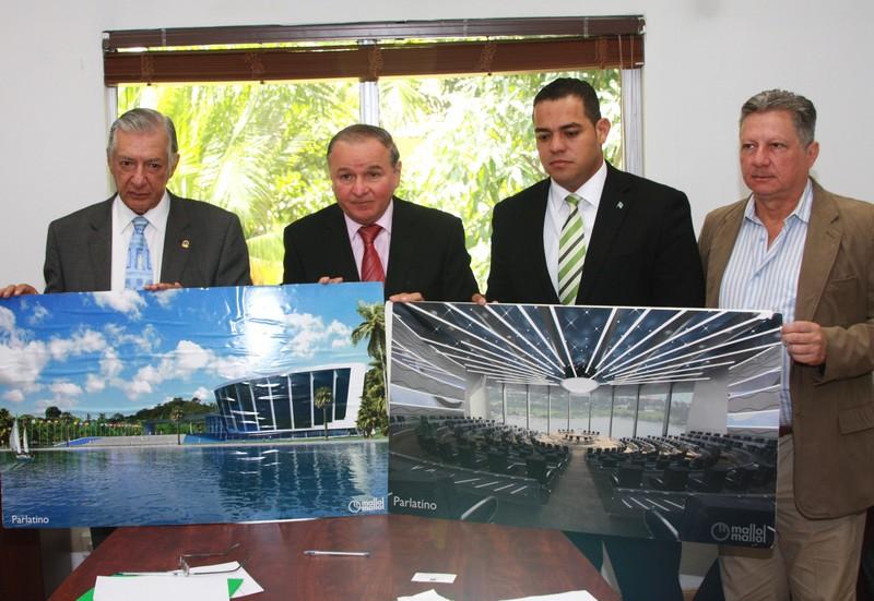 PARLATINO adjudica construcción de sede permanente en Amador