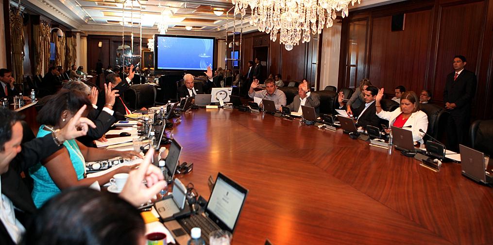 Consejo de Gabinete de la República de Panamá