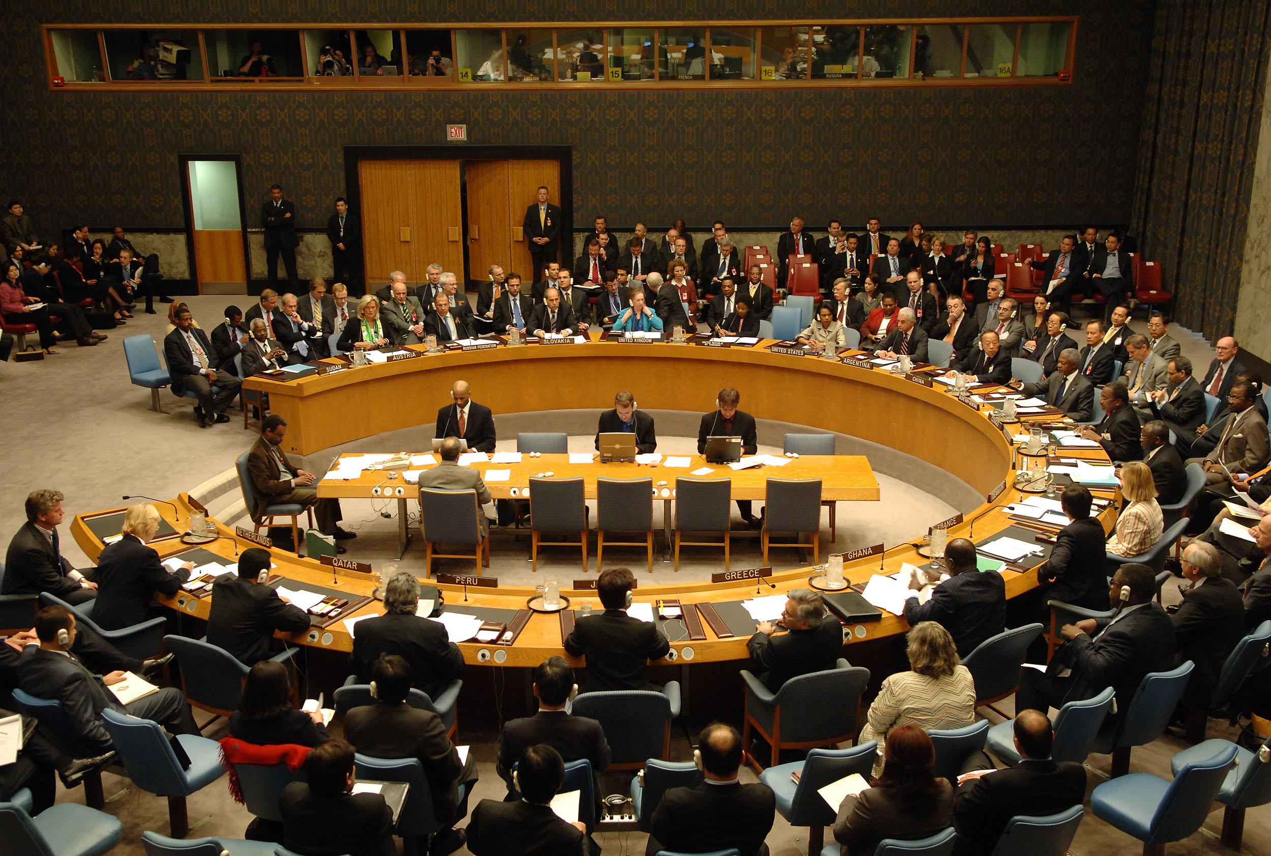 ONU – Naciones Unidas