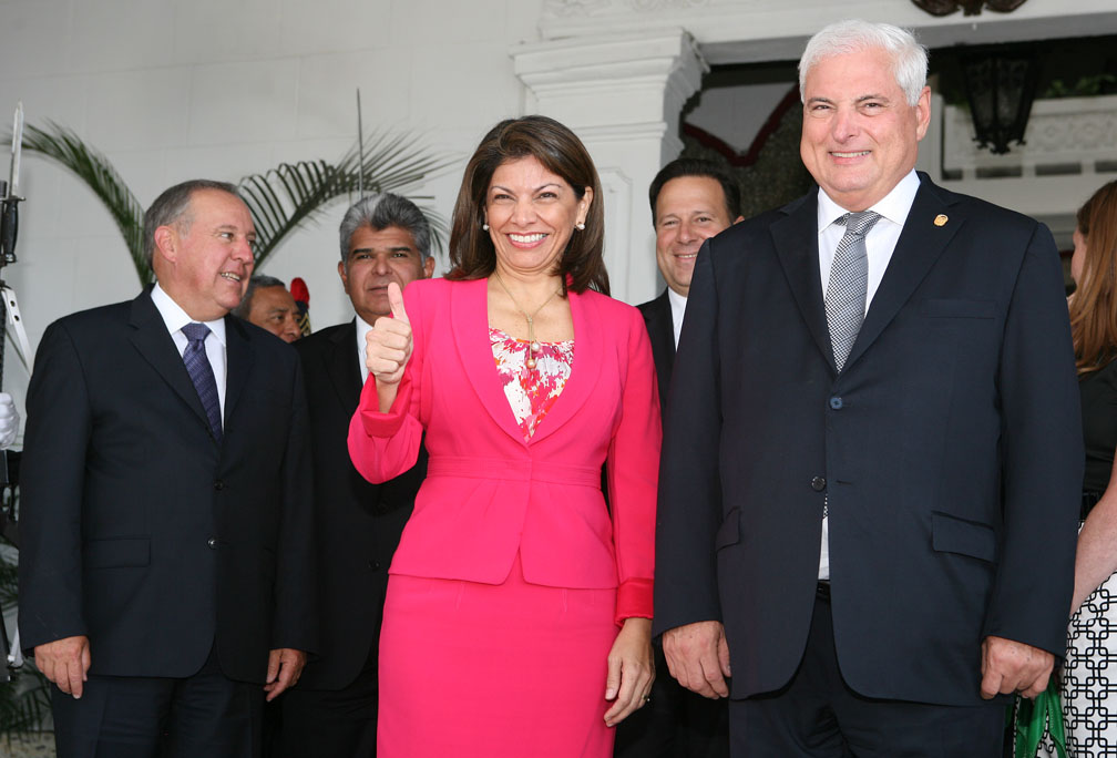 presidente-martinelli-y-laura-chinchilla