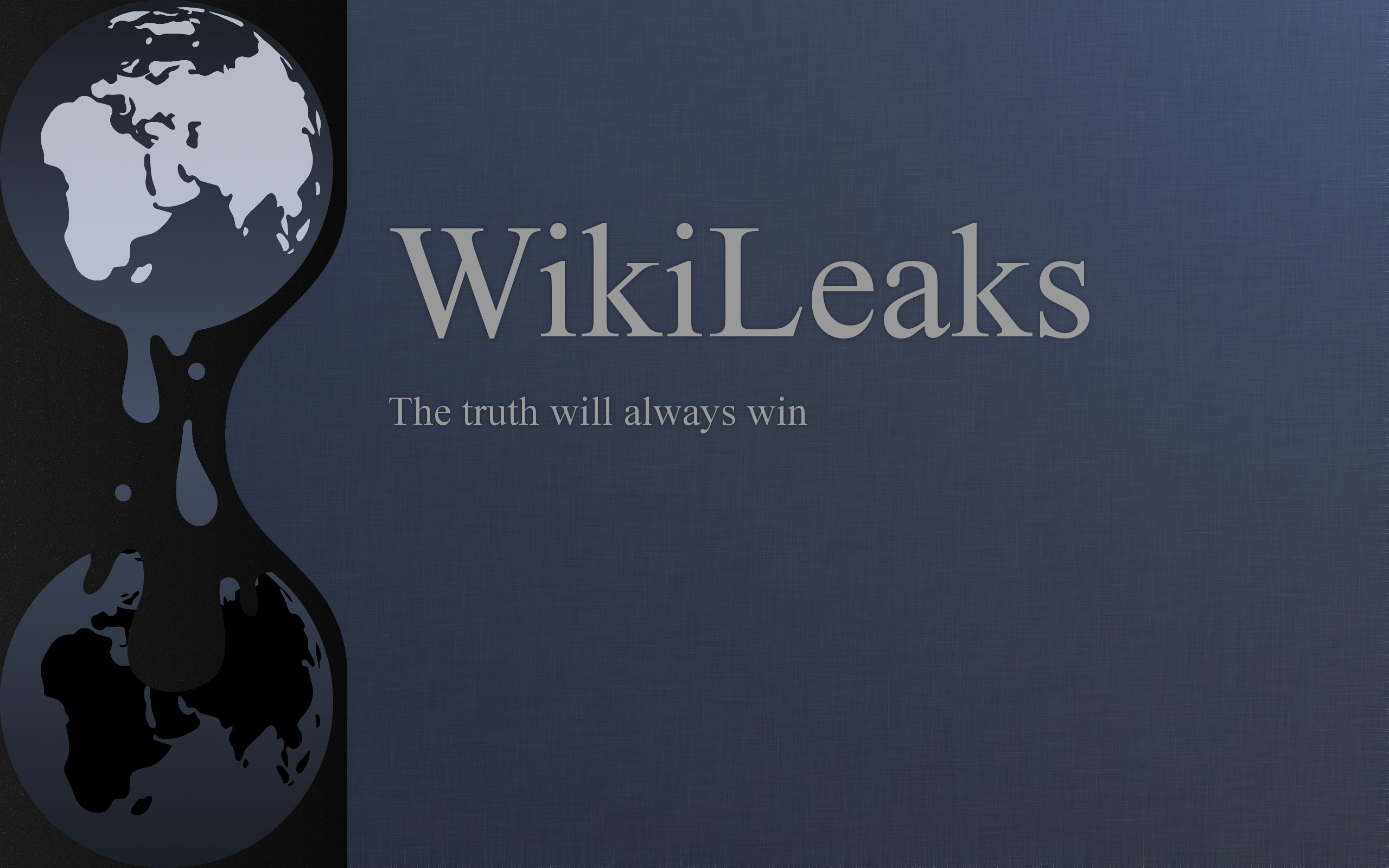 Wikileaks art found at Devian Art