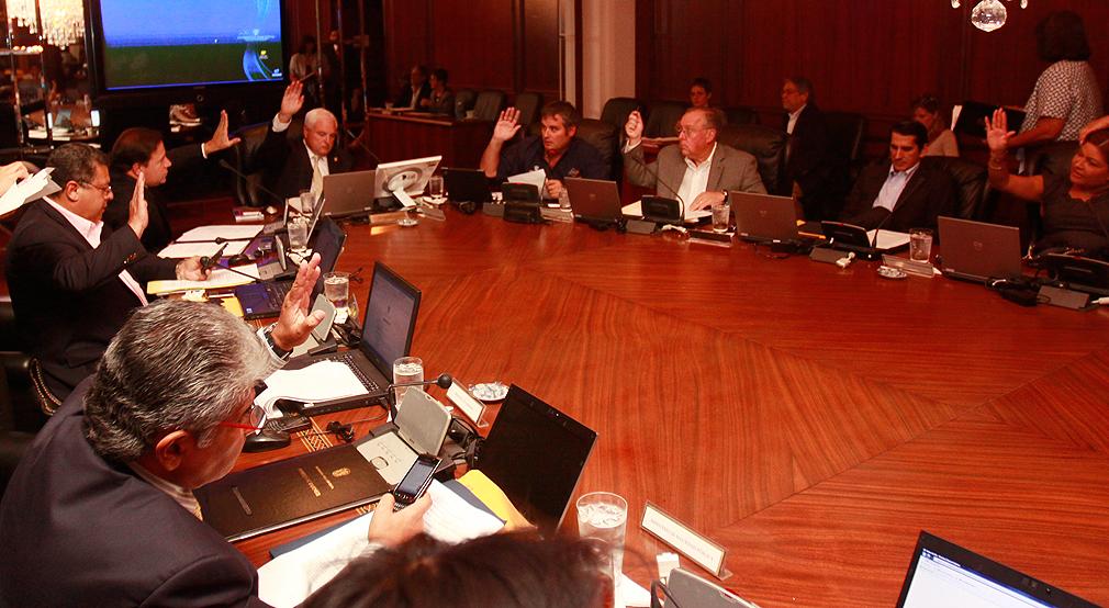 Consejo de Gabinete, Presidencia de Panamá - Tupolitica.com