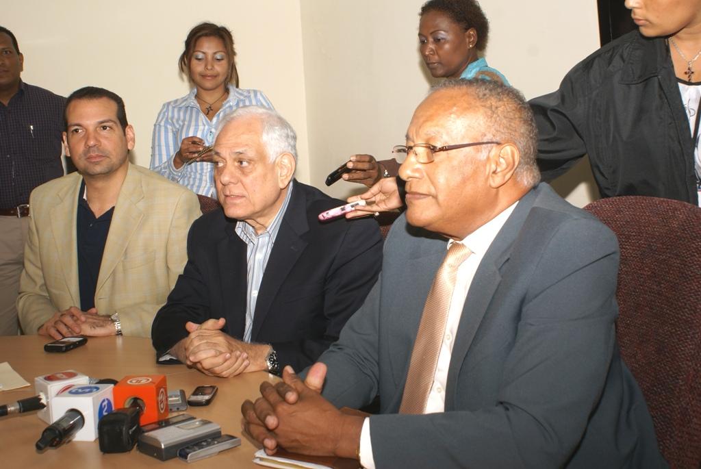 PRD Panama - Mitchel Doens y Francisco Sánchez Cárdenas