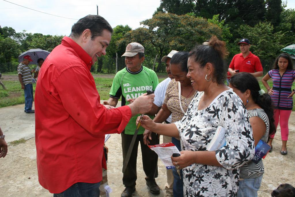 Juan Carlos Arosemena del Partido Revolucionario Democrático