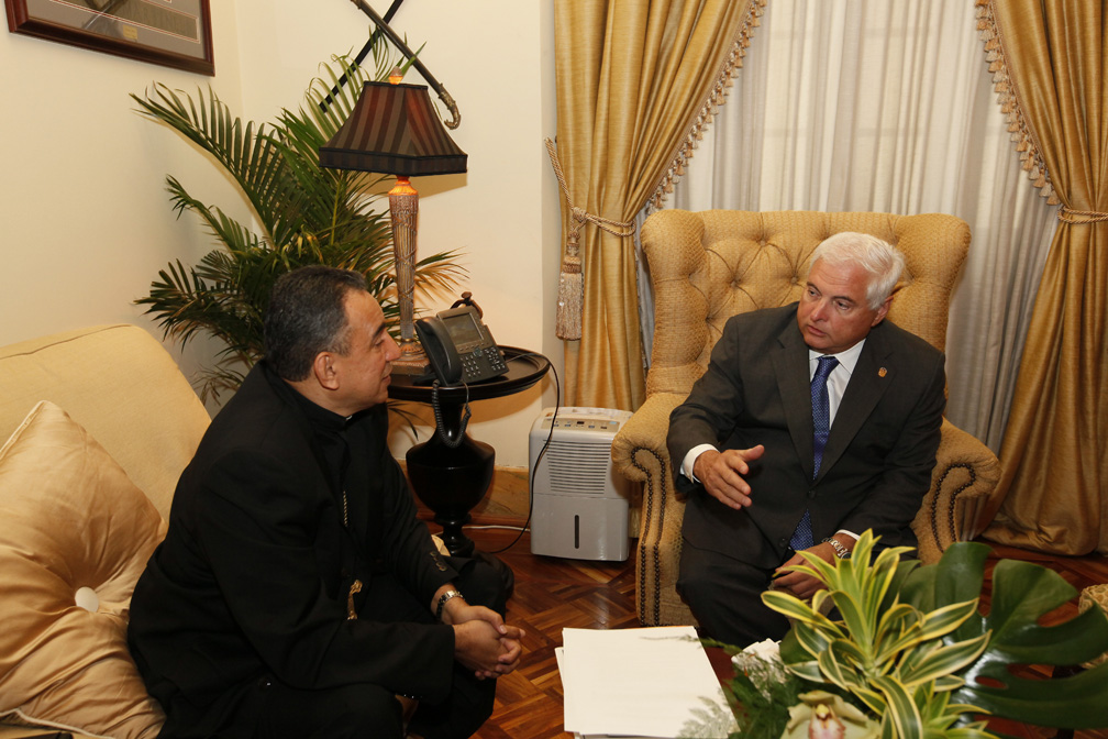 presidente-arzobispo