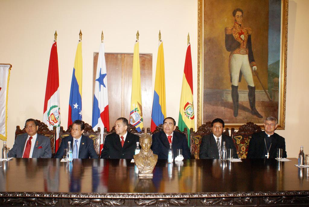 Celebran Natalicio del Libertador Simón Bolívar