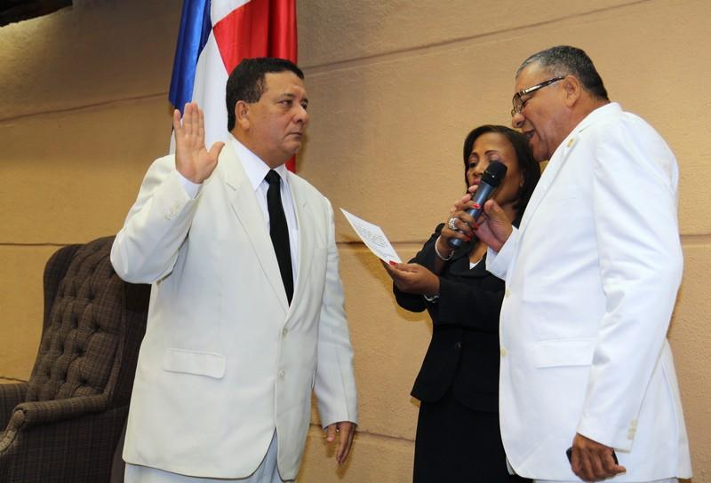 Presidente de la Asamblea Nacional, Héctor Aparicio