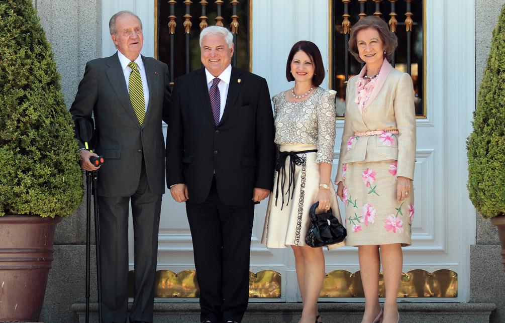 presidente-martinelli-espana