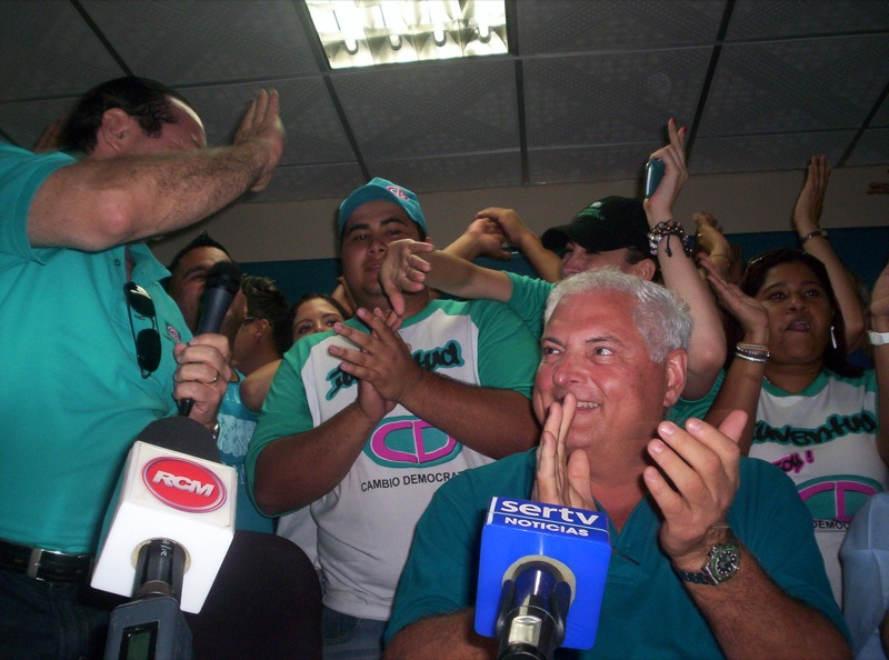 Cambio Democrático Supera Meta y Desplaza a los Panameñistas