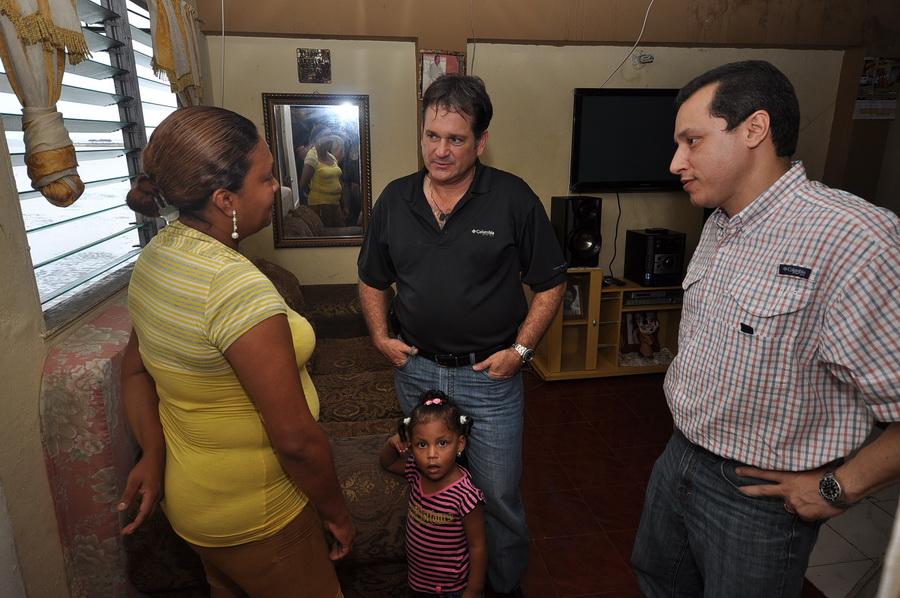 Bobby Velasquez y Juan Carlos Navarro