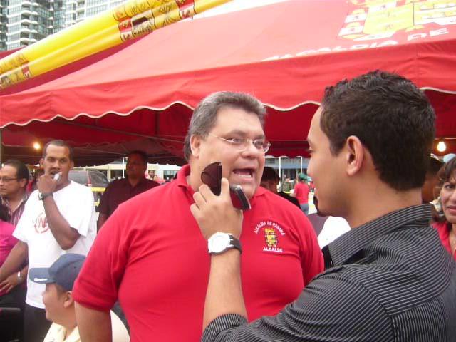 Alcalde de Panama, Bosco Vallarino