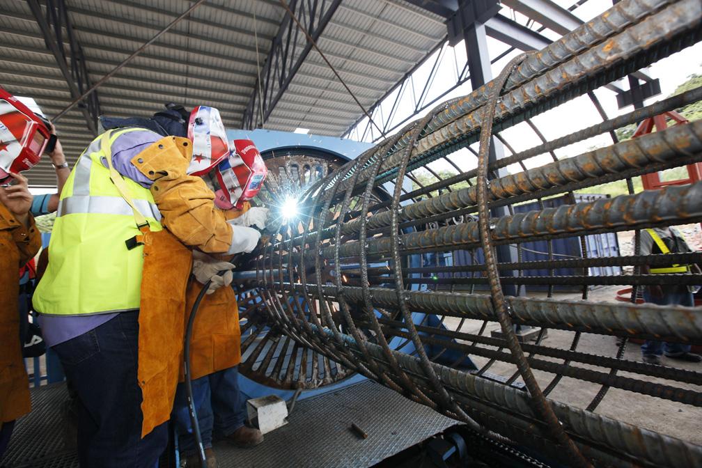 Presidente Martinelli: Metro de Panamá será entregado en el 2013