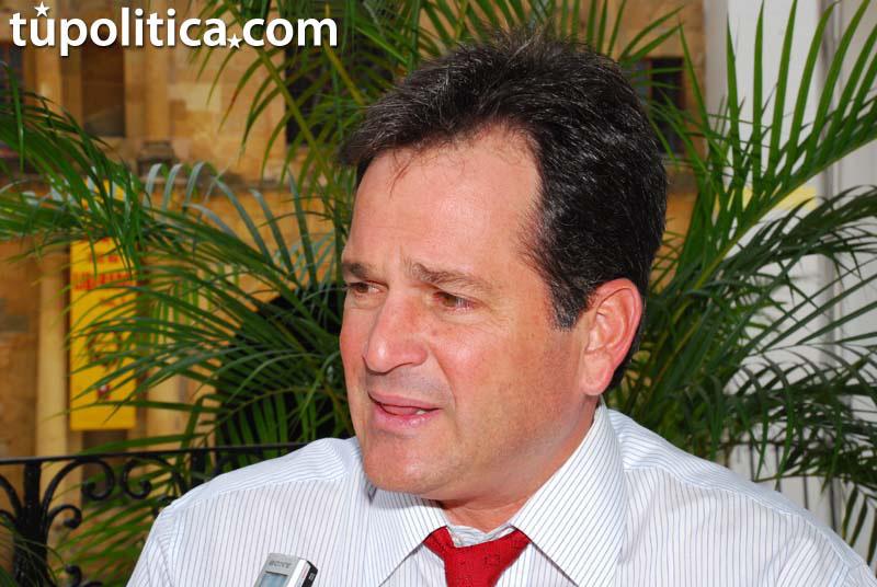 Juan Carlos Navarro, PRD.
