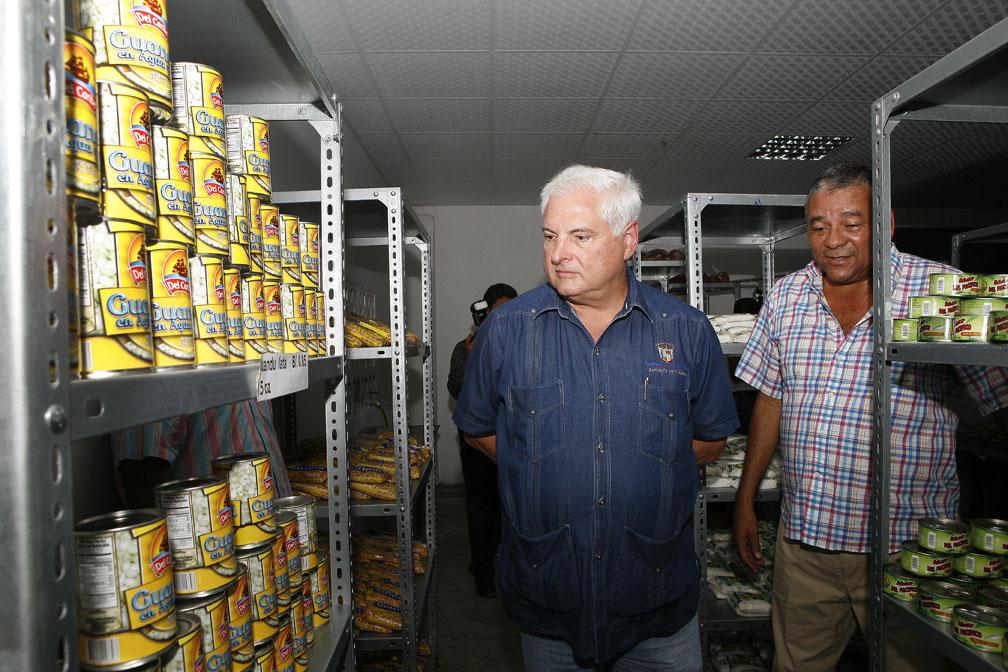 Presidente Ricardo Martinelli continúa impulsando Jumbo Ferias
