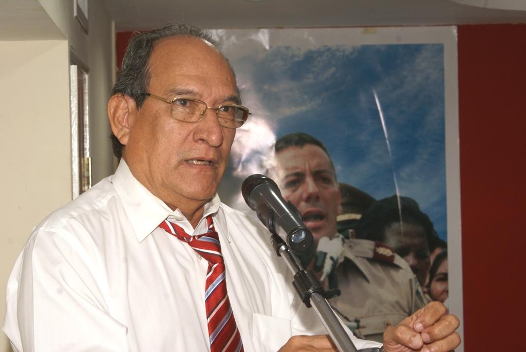 Reynaldo Rivera, del Partido Revolucionario Democrático (PRD) de Panamá