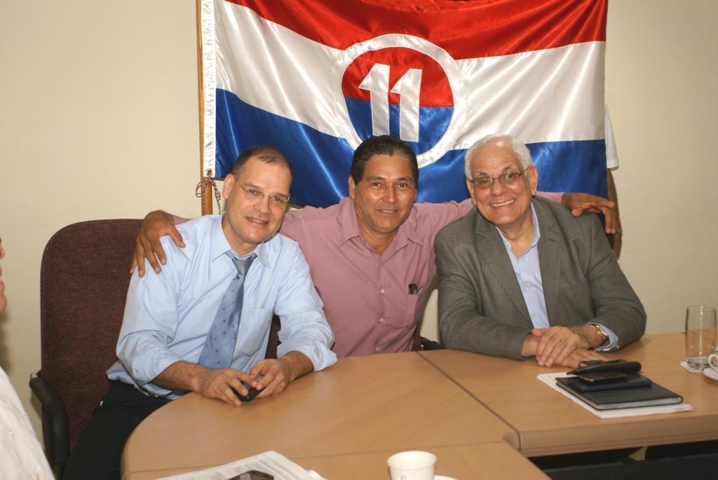Darío Saavedra será el Candidato del PRD en las elecciones del Bebedero de Tonosí