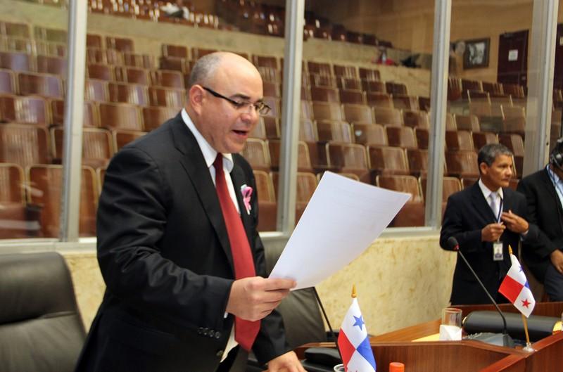Diputado Victor Juliao presenta anteproyecto de ley