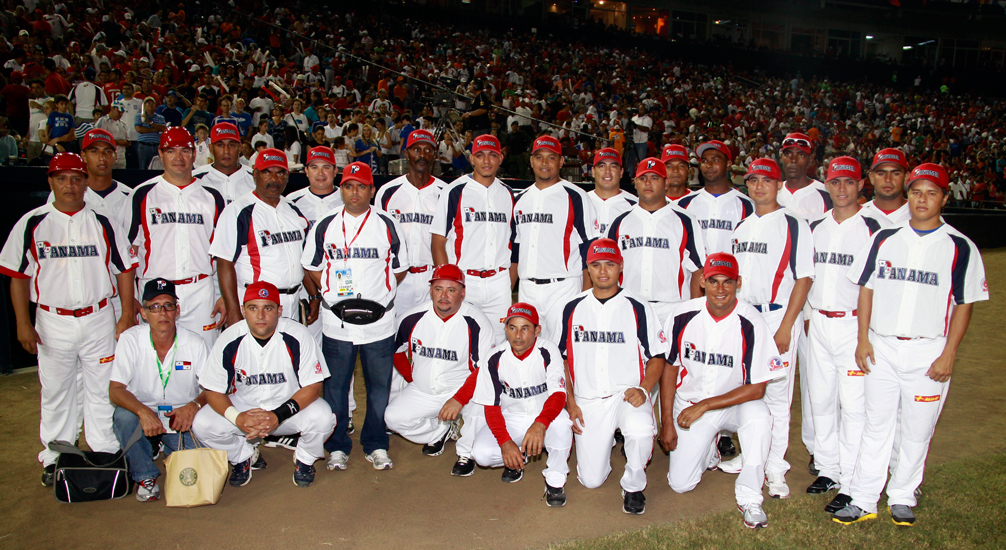 Equipo de Baseball Panama 2011