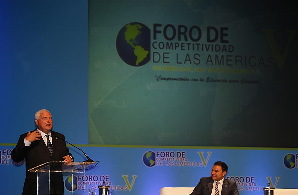 foro-de-competitividad-americas-presidente-martinelli