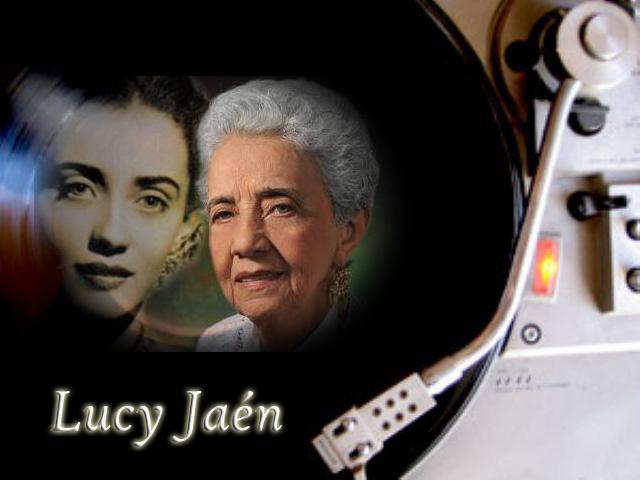 Folklorista Lucy Jaén