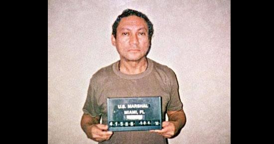 Manuel Antonio Noriega regresa a Panamá