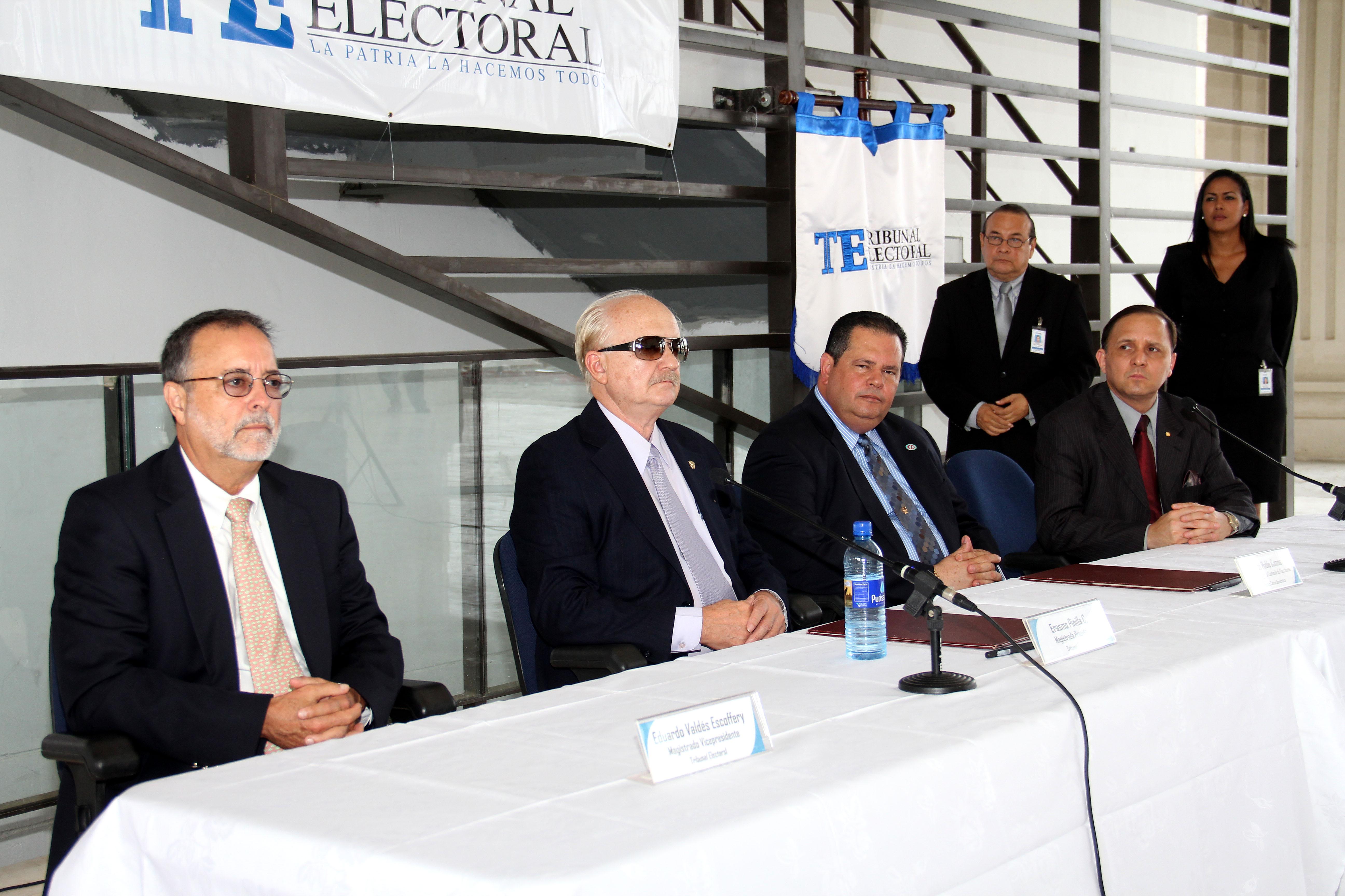 Tribunal Electoral y Cambio Democrático