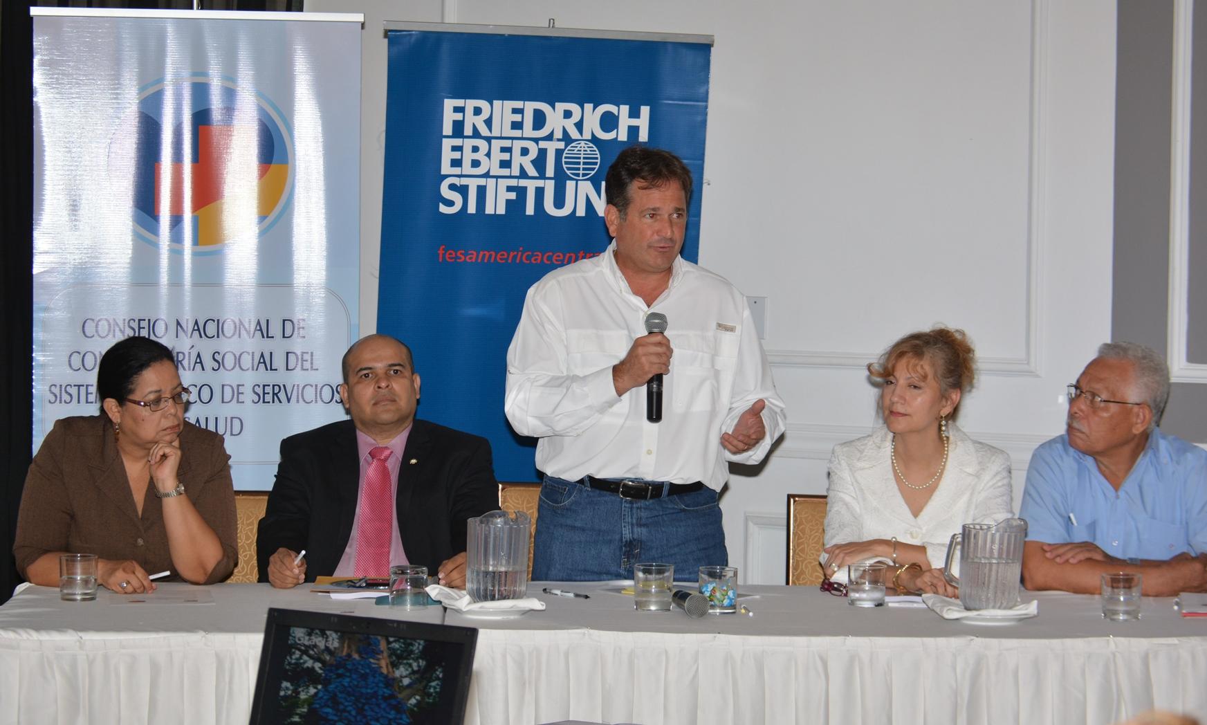 Propuesta de Salud – Juan Carlos Navarro