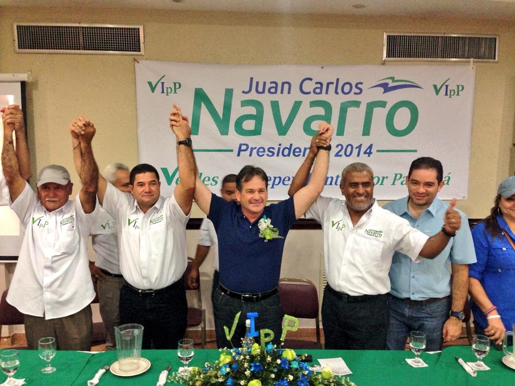 VIPP apoya a Navarro