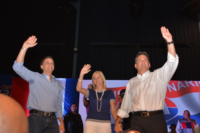 Navarro: estoy preparado para servir a todos los panameños como Presidente