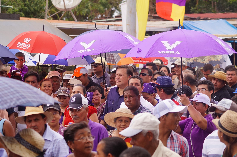Juan Carlos Varela atalaya