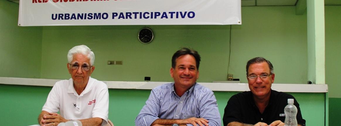 Juan Carlos Navarro y Jose Luis Fábrega PRD Panamá