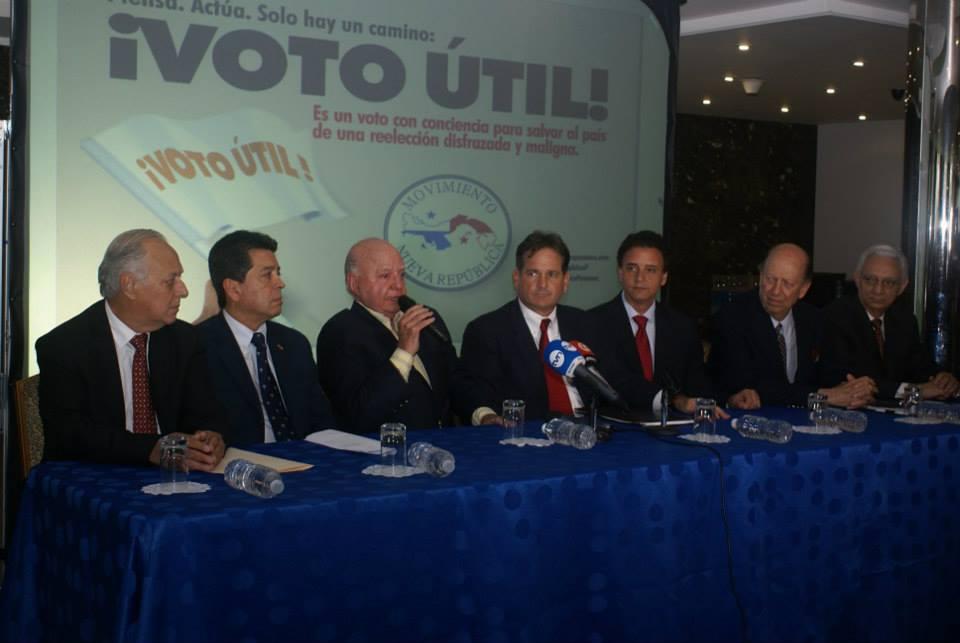 Juan Carlos Navarro Panamá PRD Partido Revolucionario Democrático