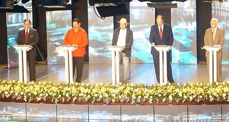 Debate Presidencial 2014 Universidad de Panama