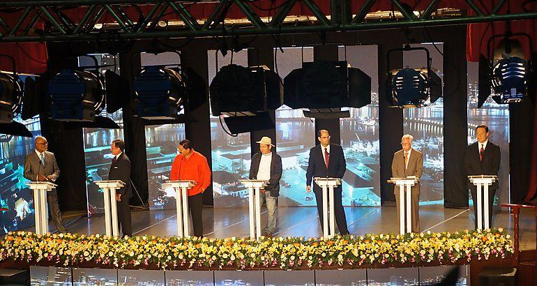 Debate Presidencial 2014 Panama