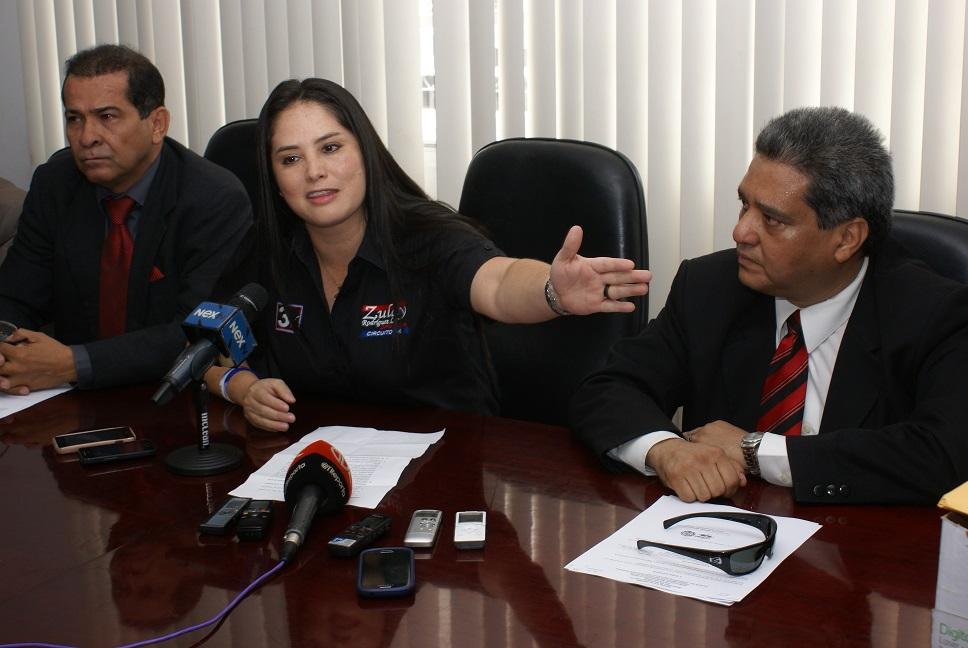 Zulay Rodriguez PRD