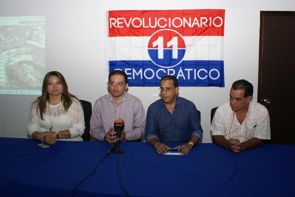 PRD anuncia cierre de campaña