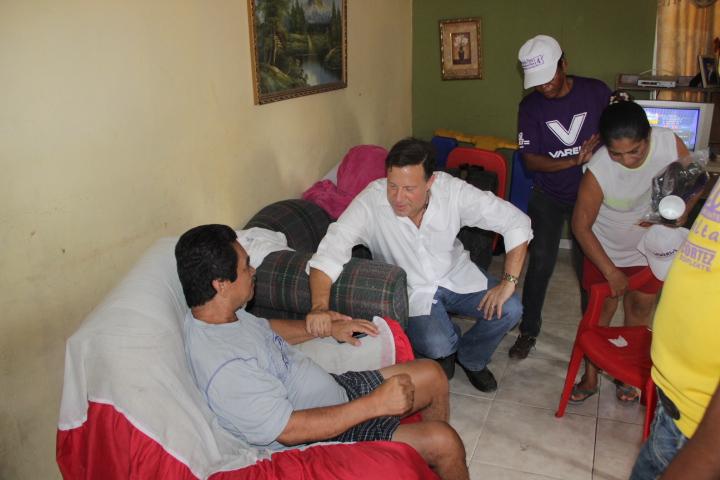 Juan Carlos Varela Partido Panameñista Panamá