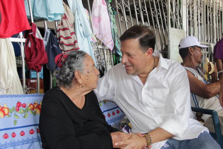 Juan Carlos Varela Partido Panameñista en Panamá