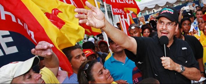 Jose Domingo Arias Partido Cambio Democratico Panama