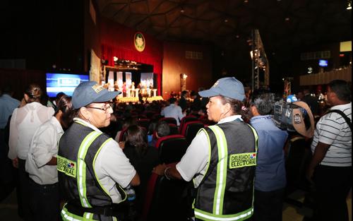 Delegados Electorales Tribunal Electoral Panama
