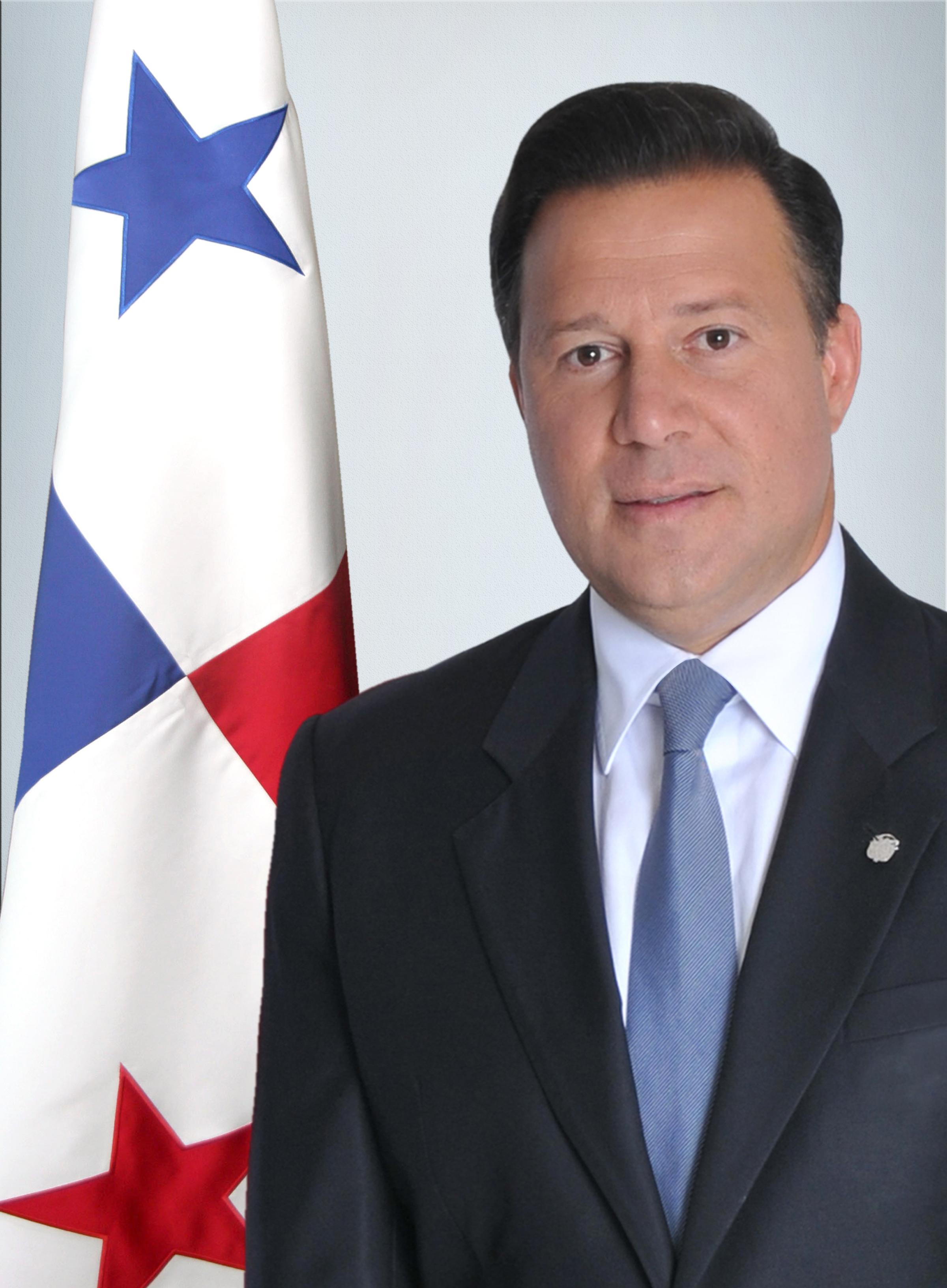 Biogafía Juan Carlos Varela del Partido Panameñista 2014